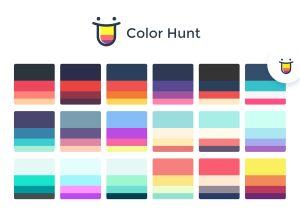 موقع لاختيار الألوان