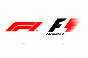 "<span  dir=""rtl"">شعار Formula1 القديم و الجديد، أيهما أفضل؟</span>"