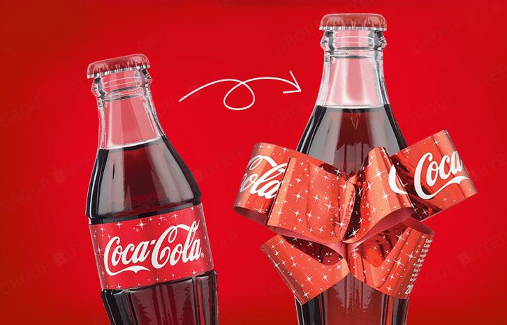 التسويق المتميز لكوكا كولا