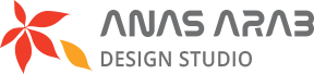 Anas Arab | Design Studio logo
