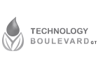 technology boulevard logo